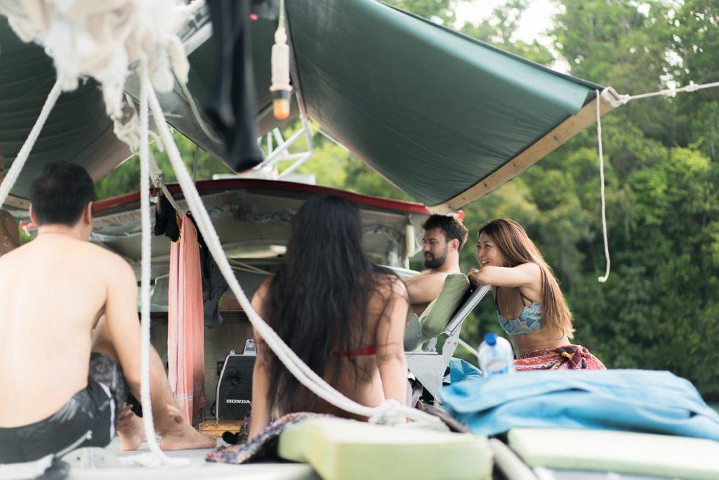 raja ampat boat - bigkanu